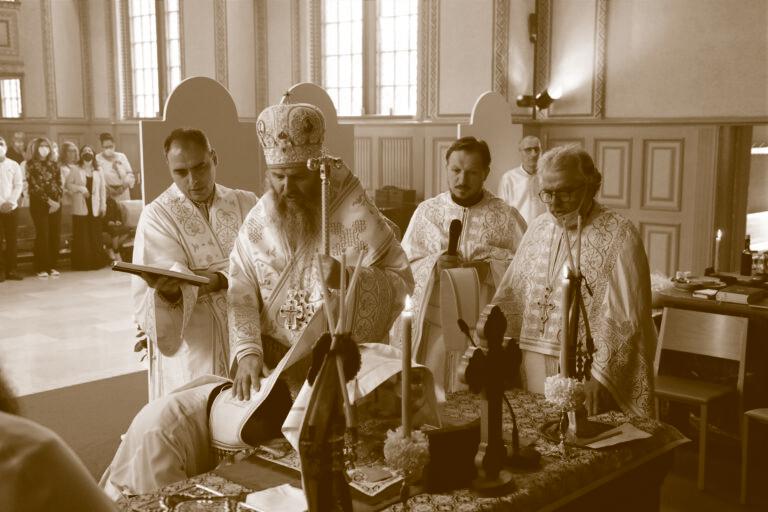 Нови посленик на њиви Господњој у парохији у Мелсу